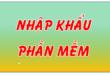 Công văn 4816/TCHQ-TXNK về nhập khẩu phần mềm qua Internet